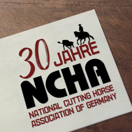 Logo 30 Jahre NCHA
